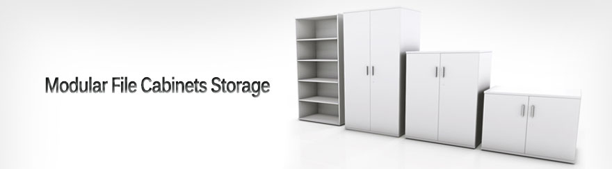 Charmant Modular File Cabinets
